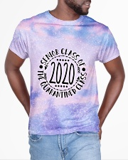 the quarantined class tie dye sparkling All-over T-Shirt aos-all-over-T-shirt-lifestyle-front-04