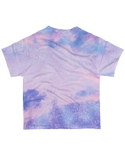 the quarantined class tie dye sparkling All-over T-Shirt back
