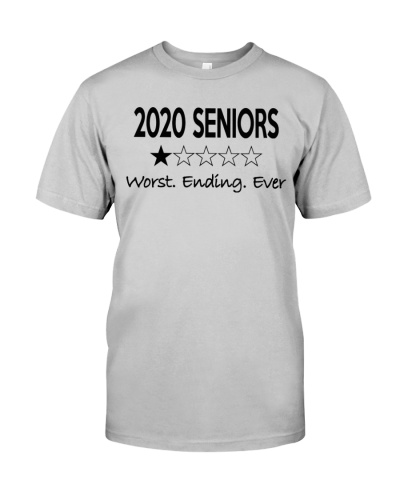 Seniors 2020 -worst - ending - ever