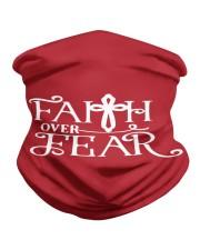 Faith over Fear Neck Gaiter thumbnail