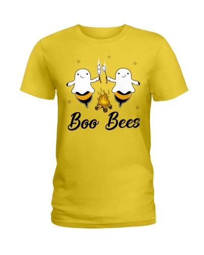 Camping boo bees