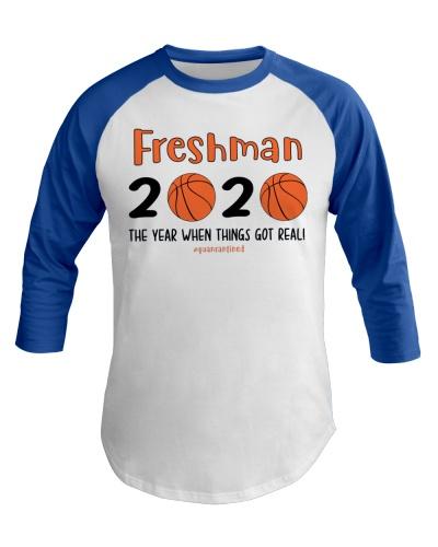 Freshman basketball 2020 quarantine