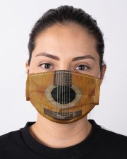 Guitar 1 Cloth face mask aos-face-mask-lifestyle-01