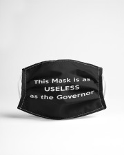 This Mask is as Useless As The Governor Mask 2020 Cloth face mask aos-face-mask-lifestyle-22