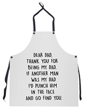 HQH994 Thank You For Being My Dad Fathers Day 2020 Apron thumbnail