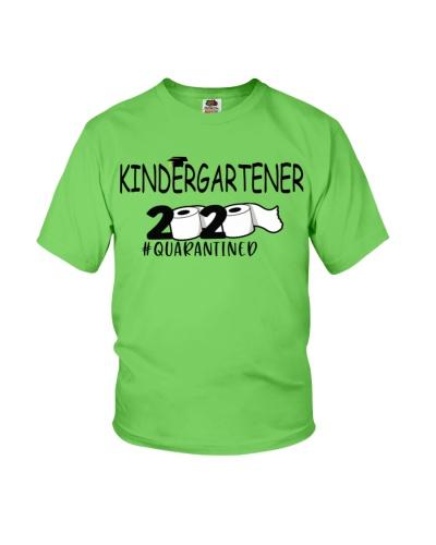 Kindergartener 2020 Quaratined