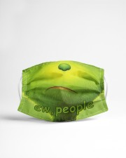 ew people green mount face mask Cloth face mask aos-face-mask-lifestyle-22