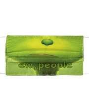 ew people green mount face mask Cloth face mask front