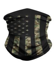 Patriotic camo flag Neck Gaiter tile