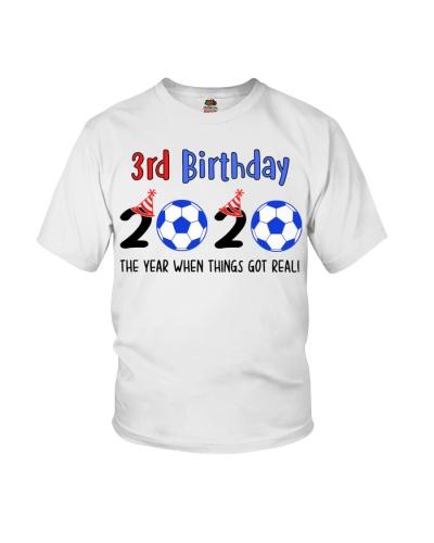 3rd birthday soccer