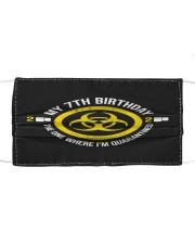 My 7Th Birthday-Quarantined Mask tile