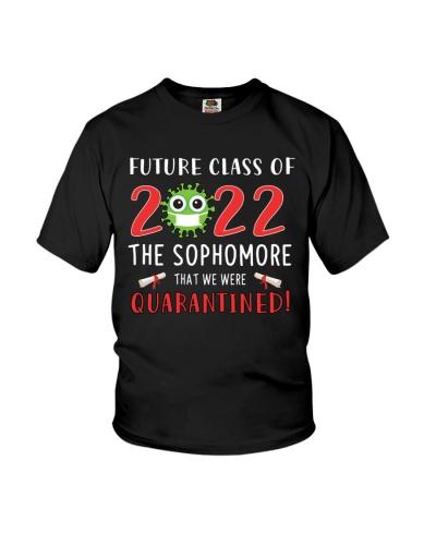 The future class 2022 Sophomore