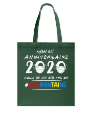 HTH Mon 46e anniversaire Tote Bag tile