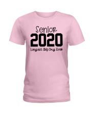 Longest Senior Skip day ever - class of 2020 Ladies T-Shirt front