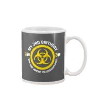 My 3rd Birthday-Quarantined Mug tile
