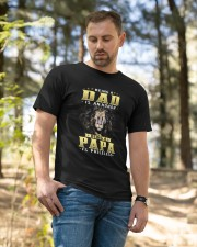 Dad-in-an-honor Classic T-Shirt apparel-classic-tshirt-lifestyle-front-49