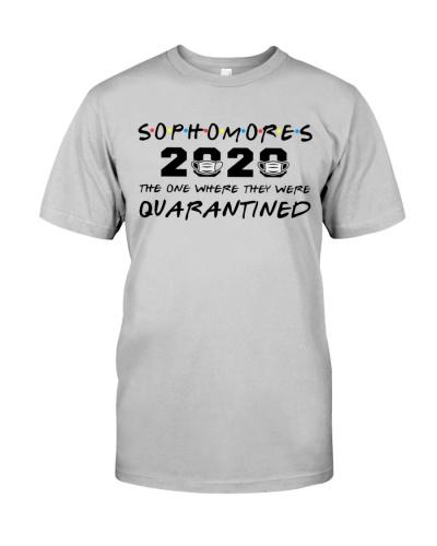 SOPHOMORE  2020 quarantined