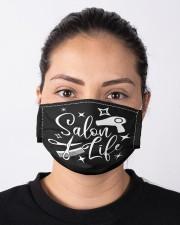 Salon life Cloth face mask aos-face-mask-lifestyle-01