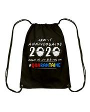 HTH Mon 51e anniversaire Drawstring Bag thumbnail