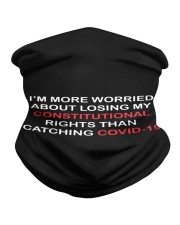 I'm more worried about losing rights hand Neck Gaiter tile