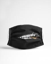 Funny Cigar Cloth face mask aos-face-mask-lifestyle-22