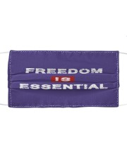 Freedom is Essential Face Mask Mask tile