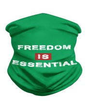 Freedom is Essential Face Mask Neck Gaiter thumbnail