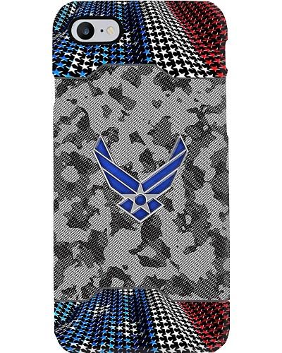 af military limited camo flag