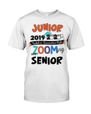 junior zooming into senior Classic T-Shirt front