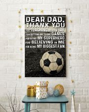 Soccer Dad 24x36 Poster lifestyle-holiday-poster-3