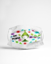 ew people green face mask Cloth face mask aos-face-mask-lifestyle-22