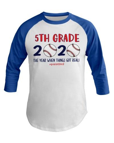 5th grade baseball 2020 quarantine