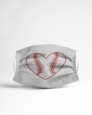 Baseball mask Cloth face mask aos-face-mask-lifestyle-22
