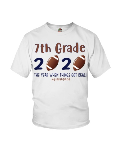 7th grade football 2020 quarantine