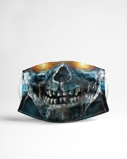 Zombie 1 Cloth face mask aos-face-mask-lifestyle-22