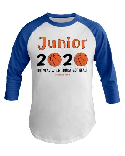 Junior basketball 2020 quarantine