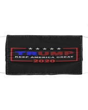 Keep america great 2020 Cloth face mask front
