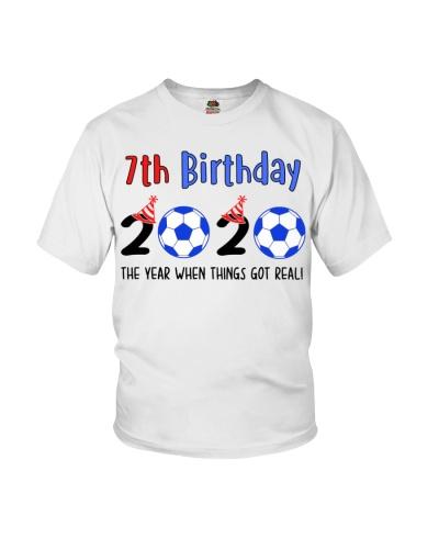 7th birthday soccer