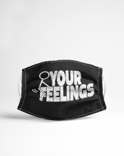 Your Feelings Cloth face mask aos-face-mask-lifestyle-22