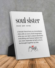 soul sister definition 8x10 Easel-Back Gallery Wrapped Canvas aos-easel-back-canvas-pgw-8x10-lifestyle-front-08