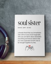 soul sister definition 8x10 Easel-Back Gallery Wrapped Canvas aos-easel-back-canvas-pgw-8x10-lifestyle-front-13
