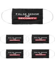 False Sense Of Security Mask tile