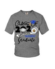 Nursery graduate  Youth T-Shirt tile