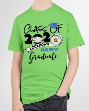 Nursery graduate  Youth T-Shirt garment-youth-tshirt-front-lifestyle-01