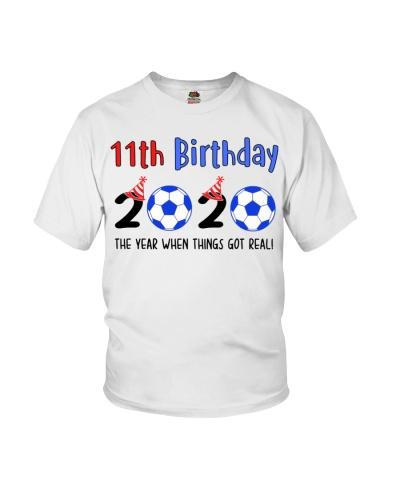 11th birthday soccer
