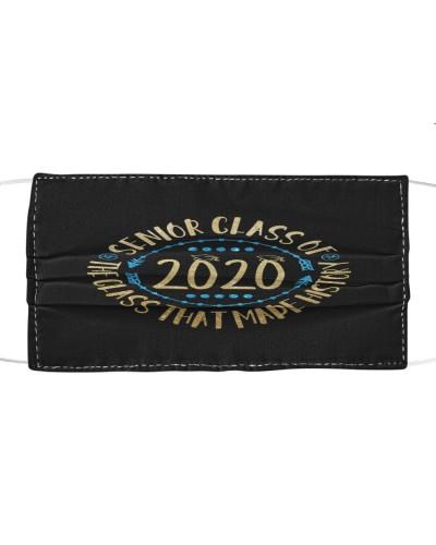 senior 2020 class made history