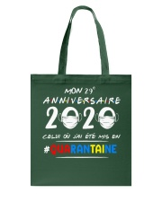 HTH Mon 29e anniversaire Tote Bag tile