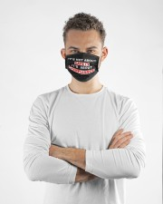 NOT about SAFETY  Cloth face mask aos-face-mask-lifestyle-14