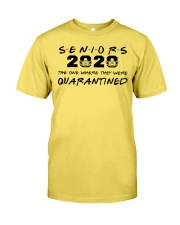 Seniors 2020 the one where they were quarantined Premium Fit Mens Tee thumbnail