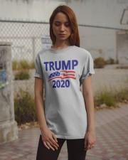 Trump 2020 Classic T-Shirt apparel-classic-tshirt-lifestyle-18